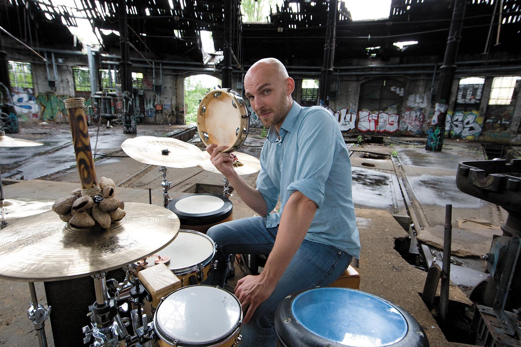 5 Tipps, mit denen du souverän auf jedem fremden Drumset spielen kannst
